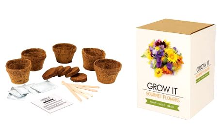 Grow it - vypěstuj si svoji rostlinku!