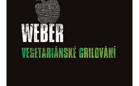 Weber Kuchařka Vegetariánské grilování