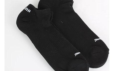Ponožky Puma CUSHIONED SNEAKER 2 Pack Barevná