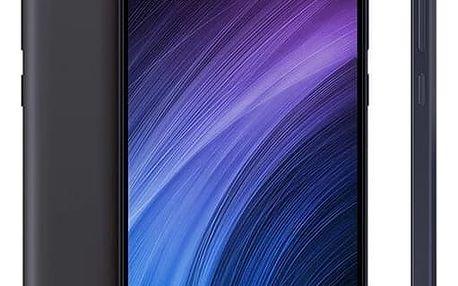Xiaomi Redmi 4A CZ LTE Gray/ 5´´ HD 1280x720/1,4GHz QC/2GB/16GB/SD/2xSIM/13MPx/3