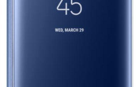 Pouzdro na mobil flipové Samsung Clear View pro Galaxy S8 (EF-ZG950C) modré (EF-ZG950CLEGWW)
