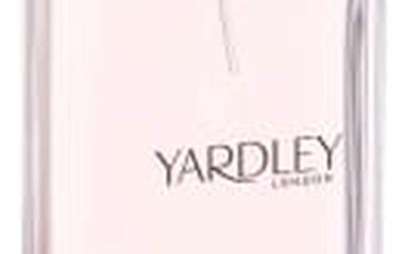 Yardley of London English Rose 50 ml toaletní voda tester pro ženy