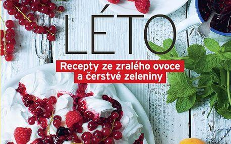 Apetit sezona LÉTO - Recepty ze zralého ovoce a čerstvé zeleniny (Edice Apetit)