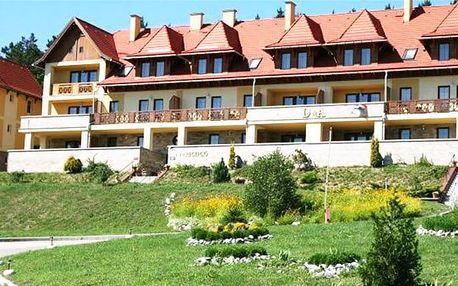 3denní pobyt pro 2 se snídaněmi v apartmánech D&A Vendégház Apartmanház v Maďarsku
