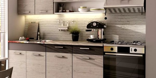 Kuchyně MORENO II 240 picard