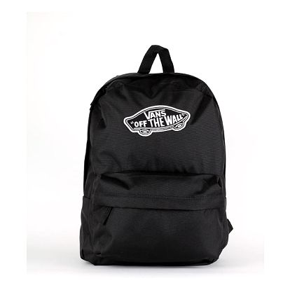 Batoh Vans Wm Realm Backpack Black Černá