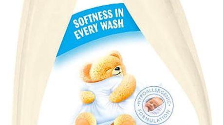 Coccolino Sensitive hypoalergenní aviváž, 57 praní 2 l