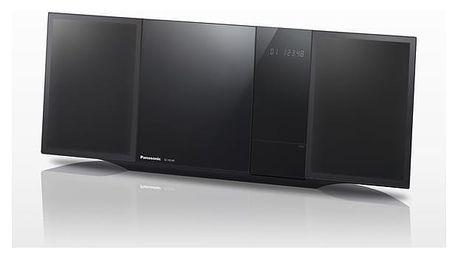 Mikrosystém Panasonic SC-HC49EG-K černý