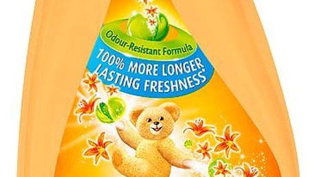 Coccolino Orange rush aviváž, 57 praní 2 l