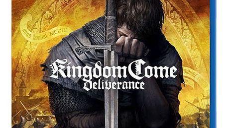 Hra WARHORSE PS4 Kingdom Come: Deliverance (71478)