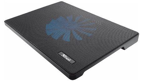 """Chladící podložka pro notebooky Trust Frio pro 15,6"""" černá (19930)"""