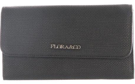 Flora&co Dámská peněženka elegantní velká