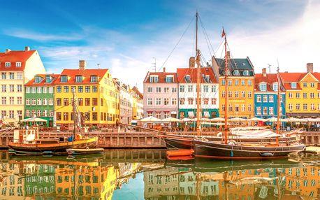 Poznávací zájezd se snídaní: Německo a Dánsko