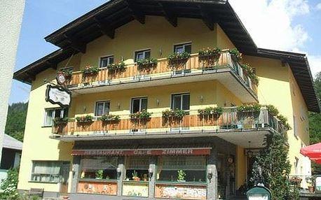 Rakousko - Dachstein West na 6 až 8 dní, polopenze s dopravou vlastní