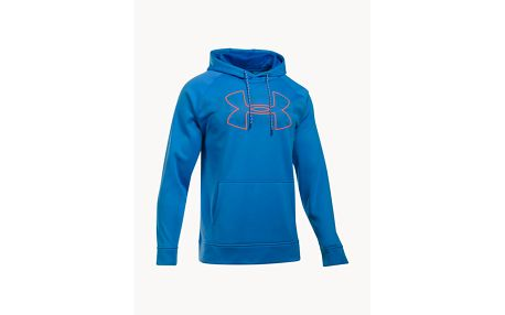 Mikina Under Armour AF Graphic PO Hoodie Modrá