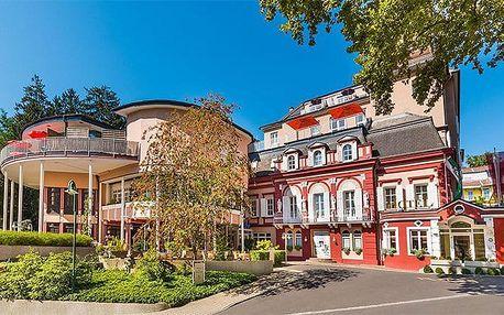 3–4denní wellness pobyt pro 2 se snídaněmi v luxusním hotelu Allmer**** v Rakousku