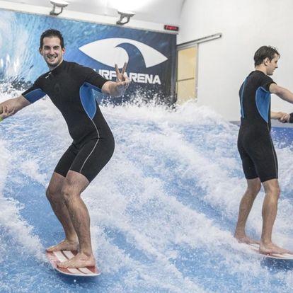 Surf Arena - surfařský simulátor
