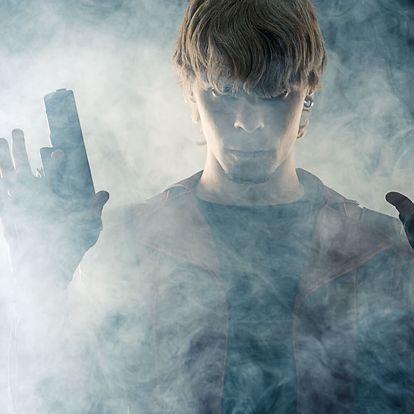 Zahrát si hru ve virtuální realita - Horor