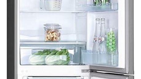 Chladnička s mrazničkou Goddess RCC0177GX9 nerez + DOPRAVA ZDARMA