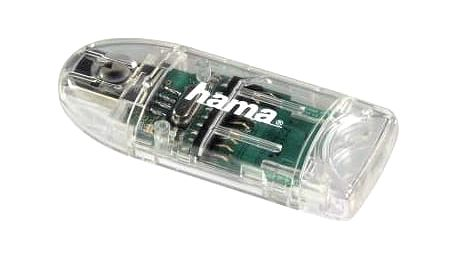 Hama 8v1, transparent (91092)