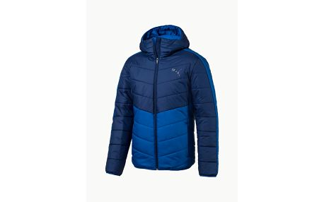 Bunda Puma Ess Warmcell Padded Jacket Blue Depths Modrá
