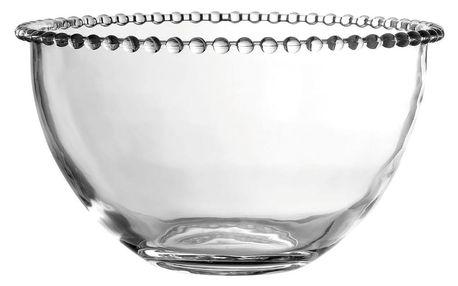Salátová skleněná mísa Côté Table Pearls