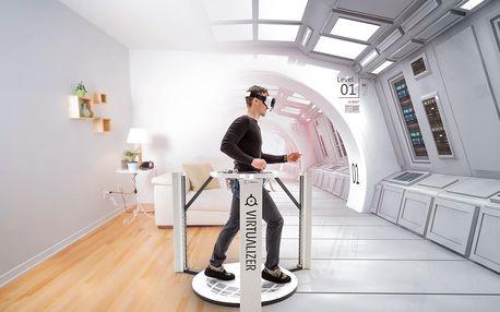 Zažij VR! Virtualizér v Praze
