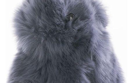 Fashion Icon Přívěsek na kabelku Králík pompon malý