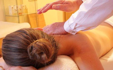 Uvolňující aromaterapeutická masáž celého těla