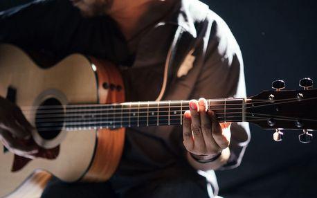 Nauč se hrát na kytaru