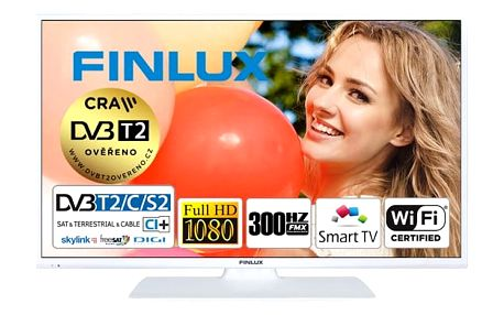 Televize Finlux 32FWB5660 bílá