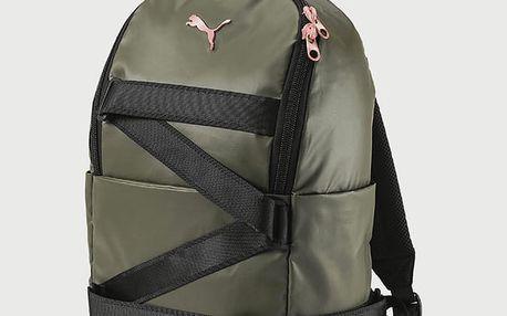 Batoh Puma Vr Combat Backpack Olive Night Zelená
