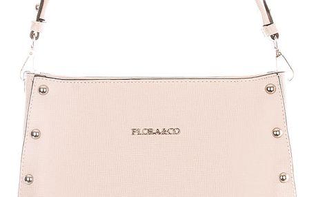 Flora&co Dámská kabelka elegantní Spring menší s cvočky