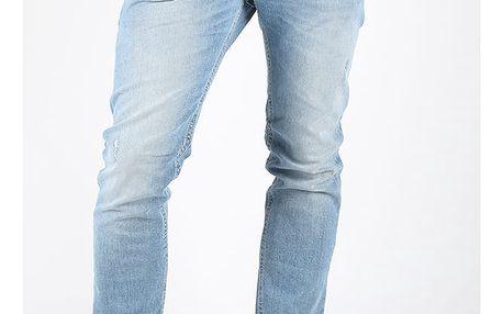 Džíny Diesel Thavar L.32 Pantaloni Modrá