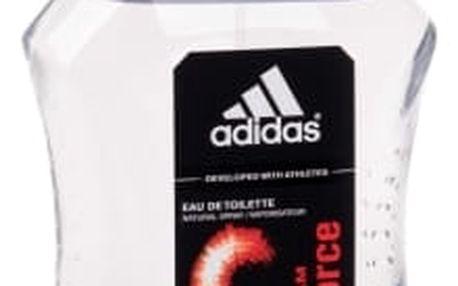 Adidas Team Force 100 ml toaletní voda pro muže