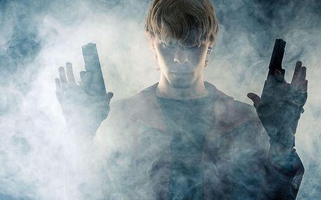 Hororová hra ve Virtuální Realitě v Praze