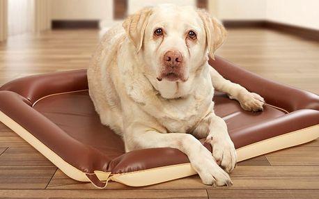 Voděodolná a omyvatelná podložka pro psy