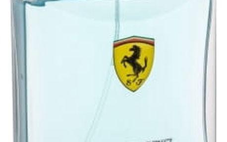 Ferrari Scuderia Ferrari Light Essence 125 ml toaletní voda tester pro muže