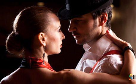 Intenzivní kurz latino dance