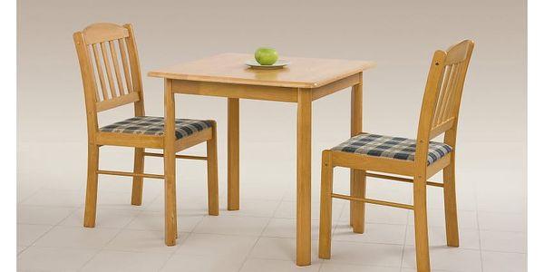 Dřevěný jídelní stůl Colin