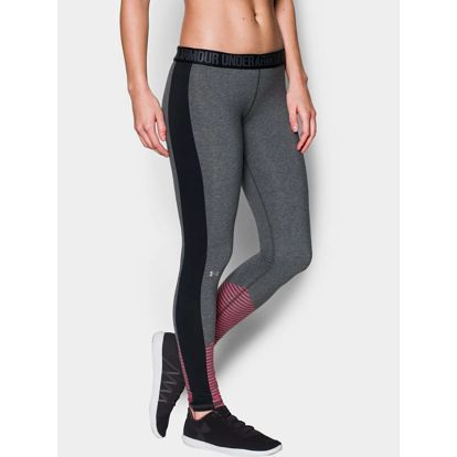 Legíny Under Armour Favorite Legging - Graphic Šedá