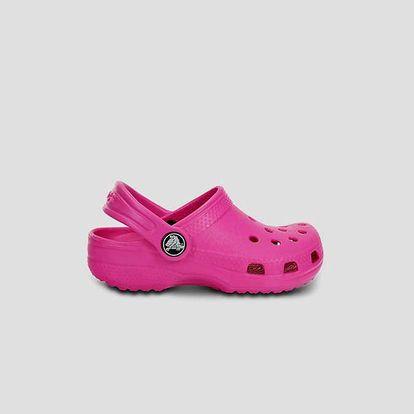 Sandály Crocs Classic Kids NMgta Růžová