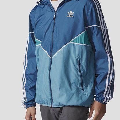 Bunda adidas Originals COLORADO WB Modrá