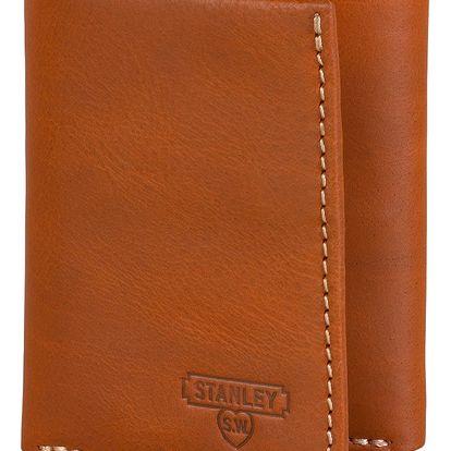 Pánská kožená peněženka Stanley Tri Fold