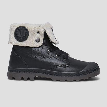 Boty Palladium Baggy Leather Fs Černá