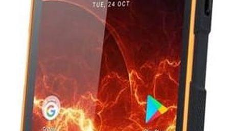 myPhone HAMMER ENERGY 3G Dual SIM (TELMYAHENER3GOR) černý/oranžový