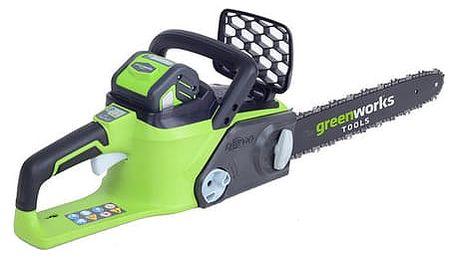 Pila řetězová Greenworks GD40CS40 (bez baterie)
