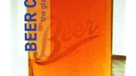 Pivní sklenice ve tvaru plechovky