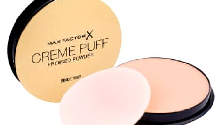 Max Factor Creme Puff 21 g pudr pro ženy 42 Deep Beige