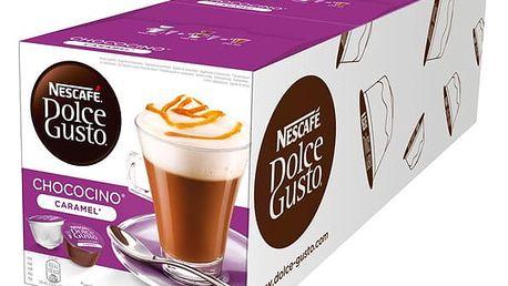 Set (3x Kapsle pro espressa Nescafé Dolce Gusto CHOCO CARAMEL)